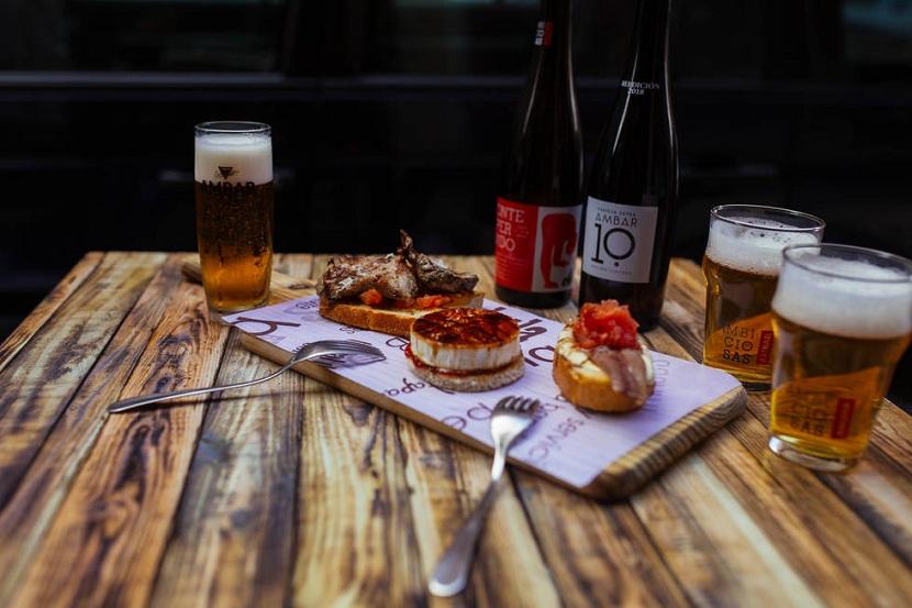 Bière et calories