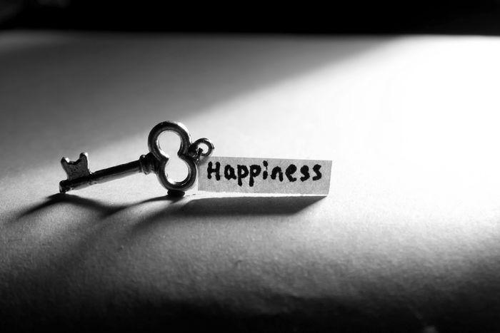 Le secret du bonheur