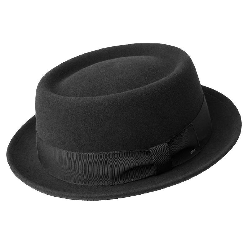 Résultat de l'image du chapeau Porkpie